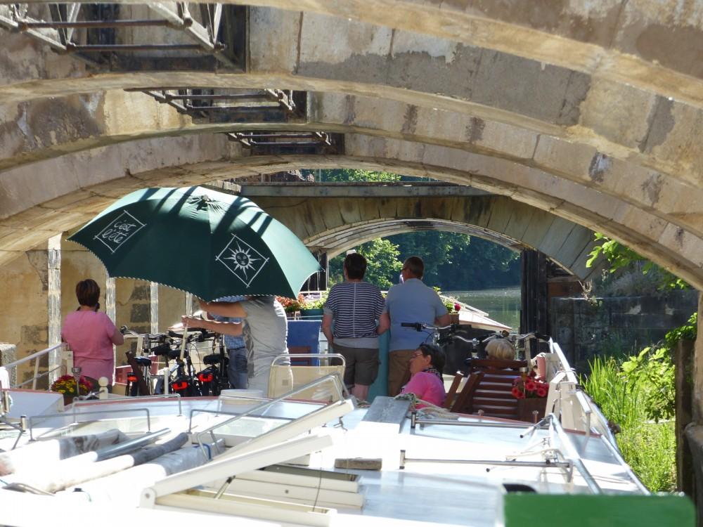 Verhuur Woonboot in Carcassonne - Peniche canal du midi