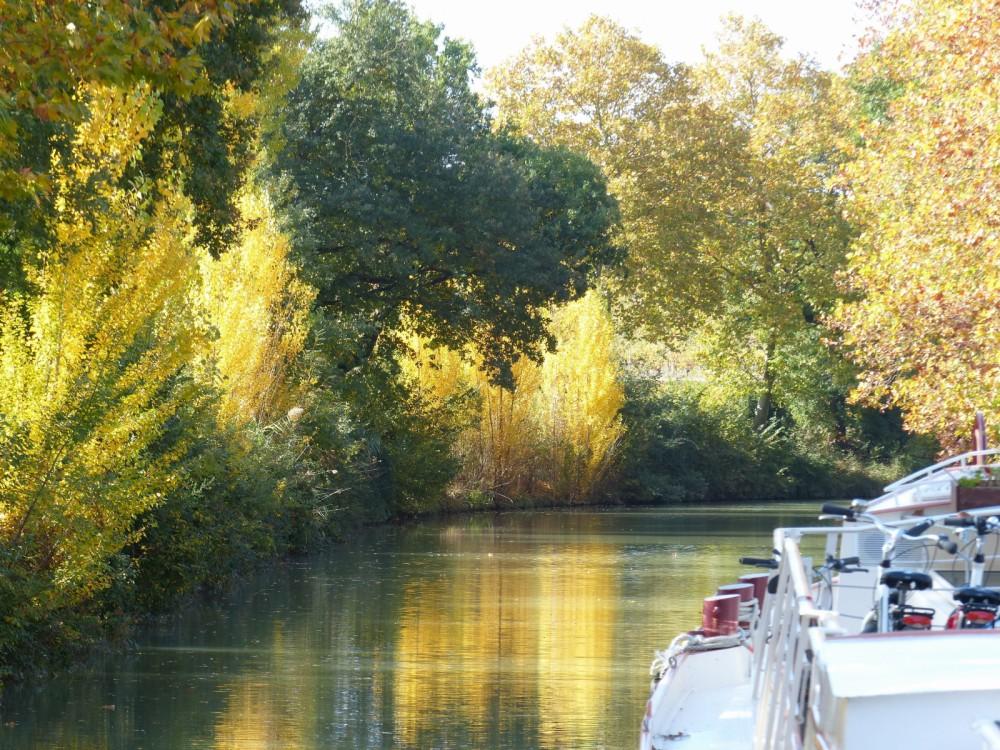 Huur Woonboot met of zonder schipper Peniche in Carcassonne