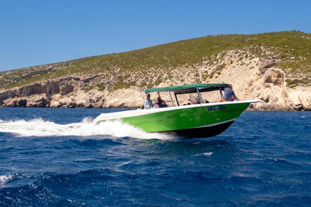 Huur Motorboot met of zonder schipper Enzo in Bol