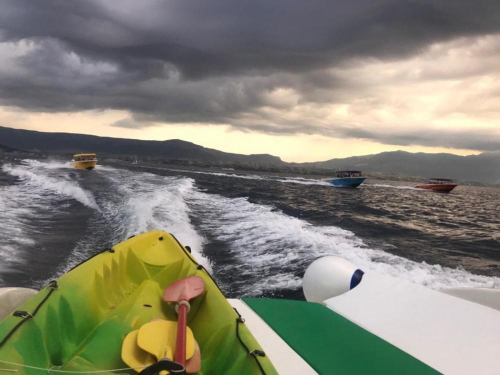 Verhuur Motorboot in Bol - Enzo 35
