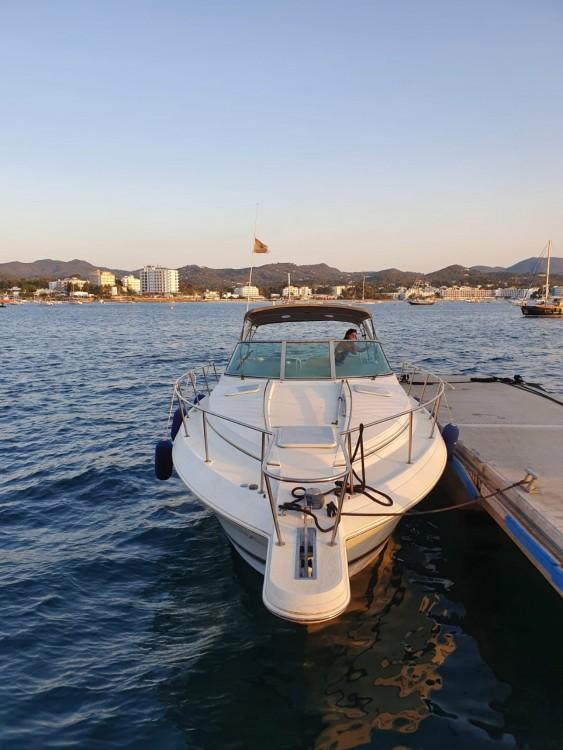 Verhuur Motorboot Formula met vaarbewijs