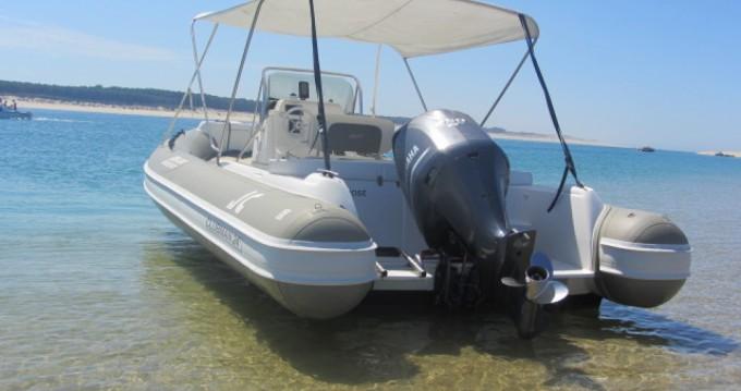 Jachthuur in Lège-Cap-Ferret - Joker Boat Clubman 24 via SamBoat