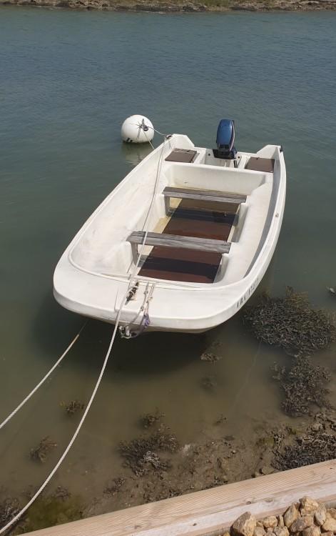 Verhuur Motorboot Neuveux Nautisme met vaarbewijs