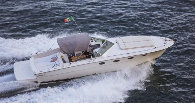 Huur Motorboot met of zonder schipper Tornado in Maiori