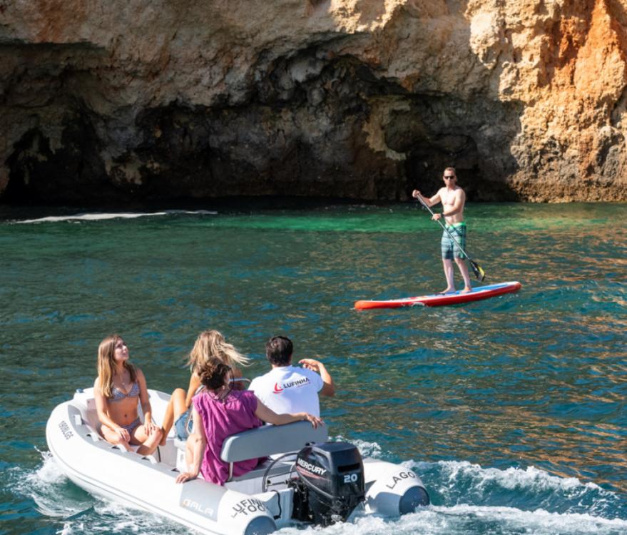 Lagoon Lagoon 450 Sport Top te huur van particulier of professional in Algarve