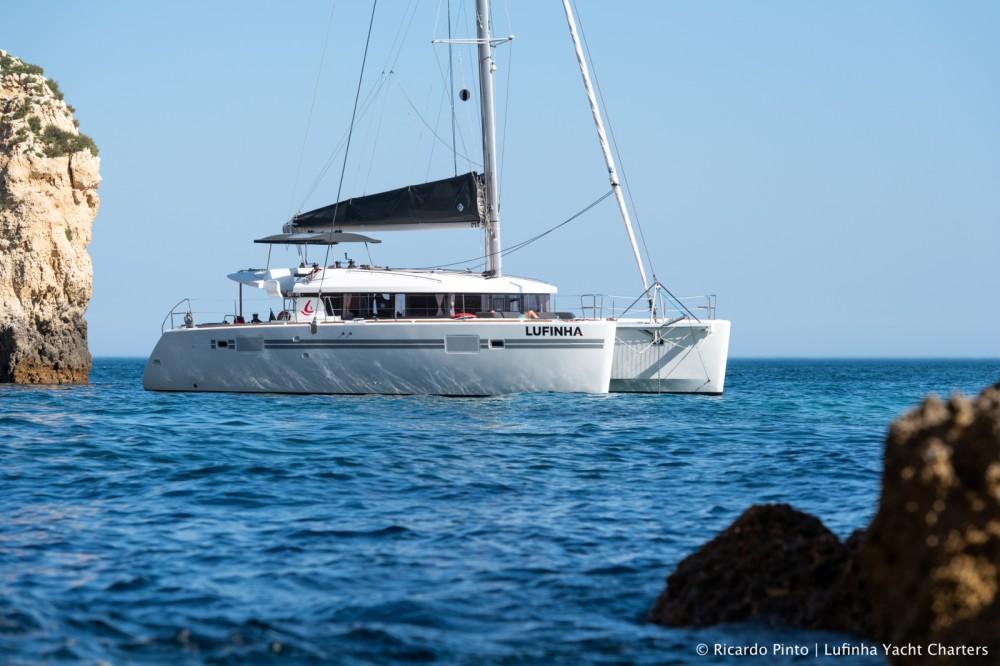 Jachthuur in Algarve - Lagoon Lagoon 450 Sport Top via SamBoat