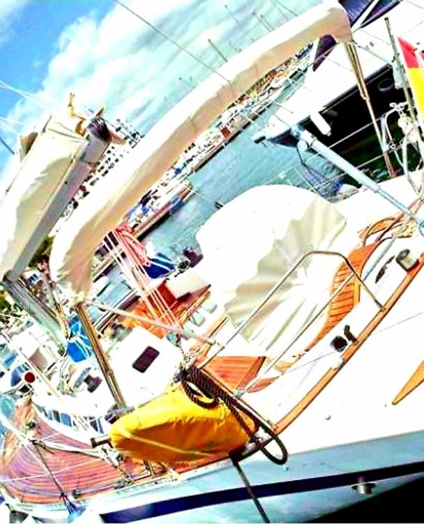 Verhuur Zeilboot Mauritius met vaarbewijs
