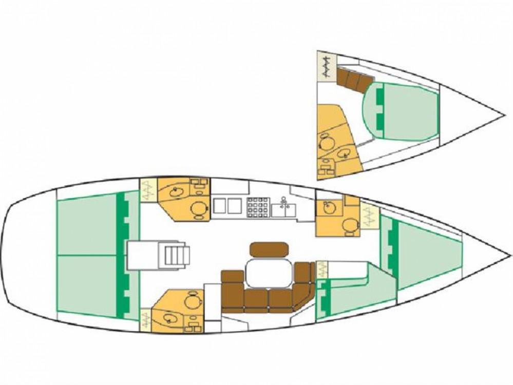 Zeilboot te huur in Santa Maria di Leuca voor de beste prijs