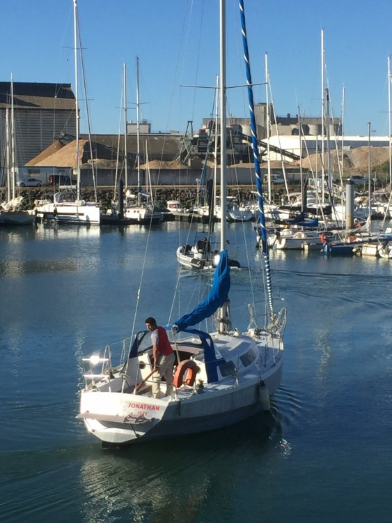 Verhuur Zeilboot in Les Sables-d'Olonne - Alubat Ovni 31