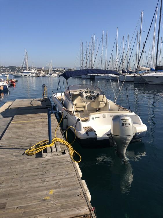 Verhuur Motorboot in Marseille - Jeanneau Cap Camarat 7.5 WA