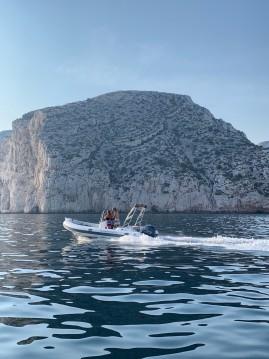 Bootverhuur Capelli Tempest 600 in Marseille via SamBoat