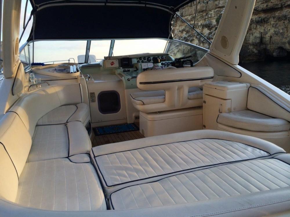 Verhuur Motorboot in Trapani - Sealine Sealine SC 36