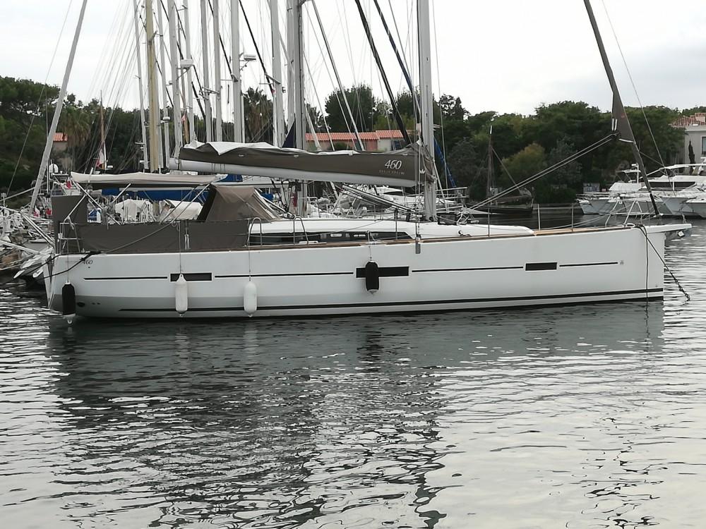 Bootverhuur Dufour Dufour 460 Grand Large in Agde via SamBoat