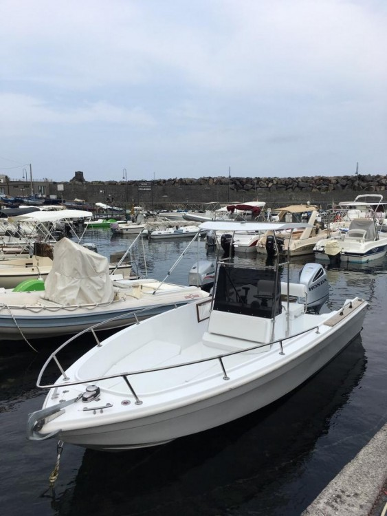 Bootverhuur Open Cap 23 WA in Acireale via SamBoat