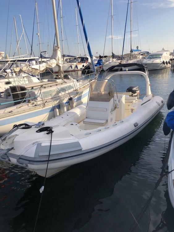 Verhuur Rubberboot in La Ciotat - Silver 700 marine