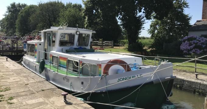 Jachthuur in La Vicomté-sur-Rance - Locaboat Penichette 930 via SamBoat
