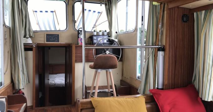 Woonboot te huur in La Vicomté-sur-Rance voor de beste prijs