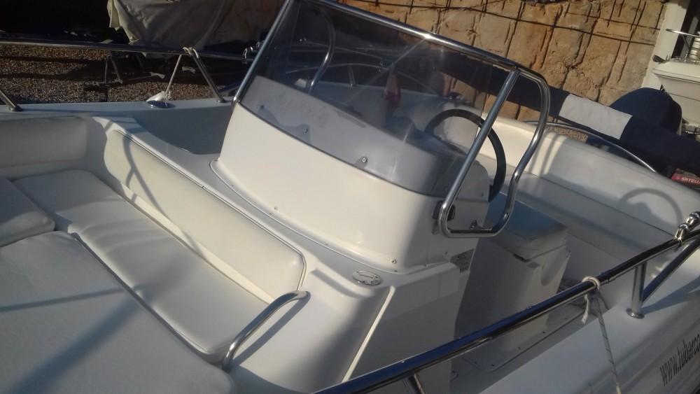 Huur Motorboot met of zonder schipper Rancraft in Ciutadella