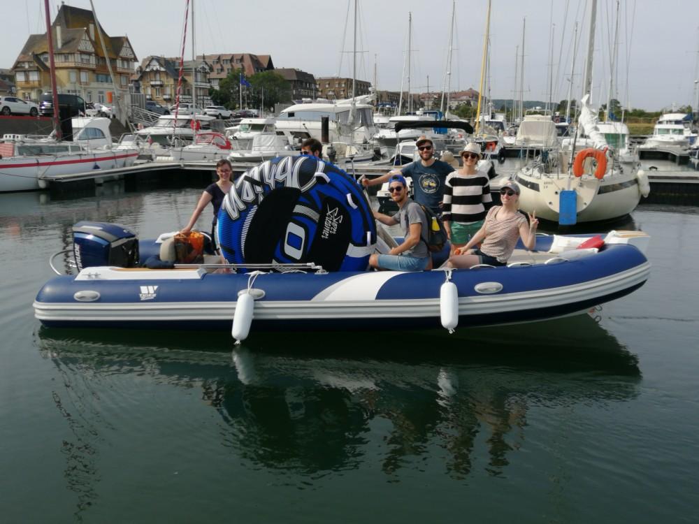 Bootverhuur Tiger Proline 620 in Deauville via SamBoat