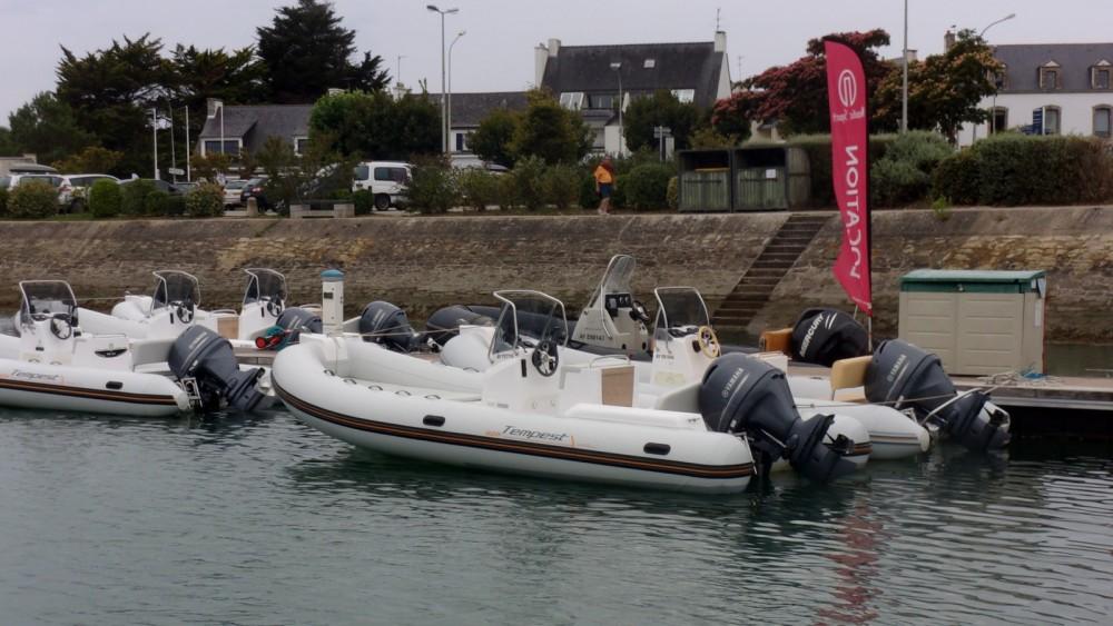 Jachthuur in La Trinité-sur-Mer - Capelli Tempest 625 via SamBoat