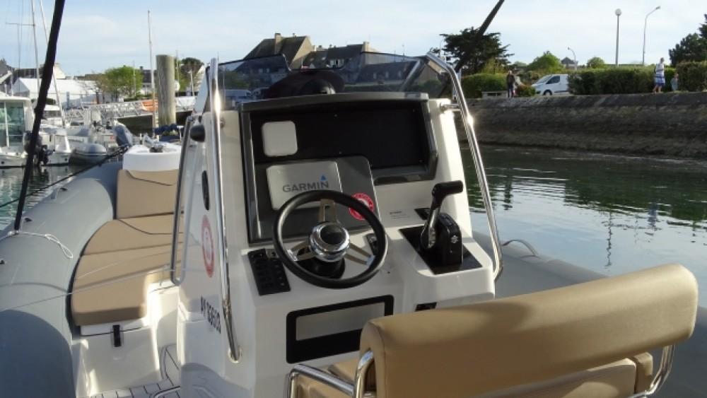 Bootverhuur La Trinité-sur-Mer goedkoop Sport 26 GTO