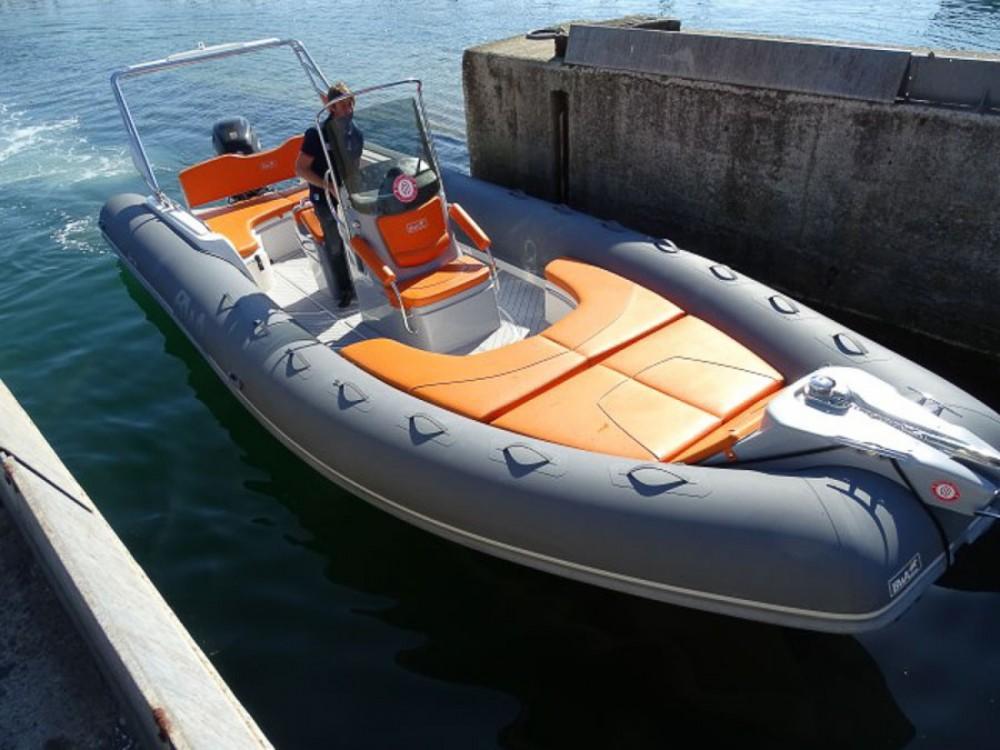 Bootverhuur La Trinité-sur-Mer goedkoop Sport 28 GTc