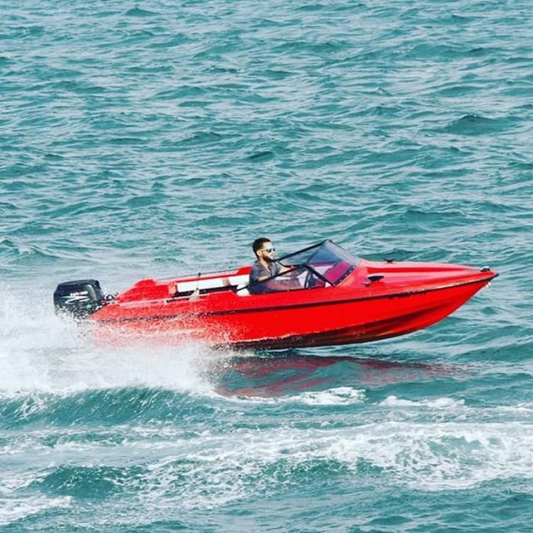 Huur Motorboot met of zonder schipper Fletcher in Benalmádena