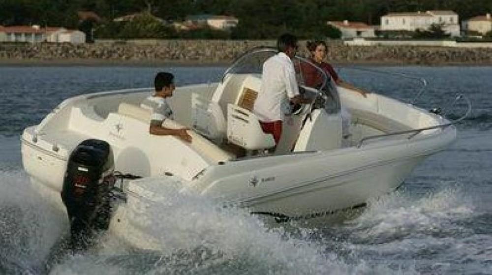 Bootverhuur La Trinité-sur-Mer goedkoop Cap Camarat 6,5