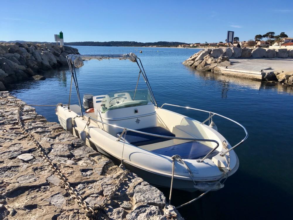Bootverhuur Jeanneau Cap Camarat 515 Style in Hyères via SamBoat