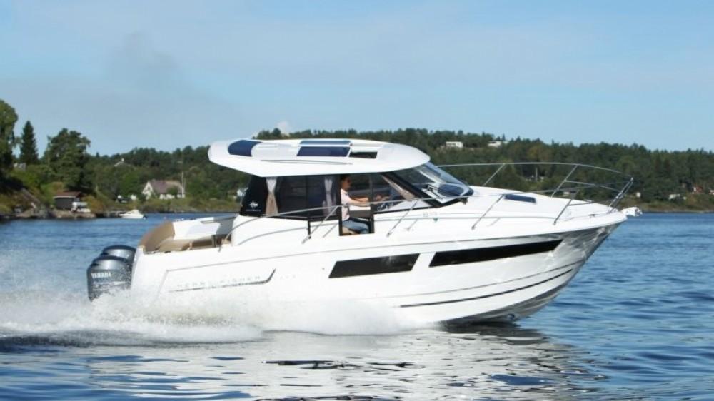 Jachthuur in La Trinité-sur-Mer - Jeanneau Merry Fisher 855 via SamBoat