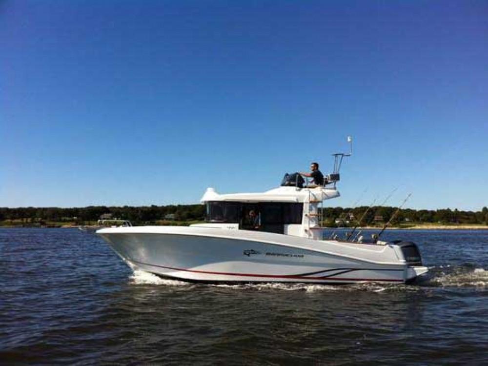 Jachthuur in La Trinité-sur-Mer - Bénéteau Barracuda 9 via SamBoat