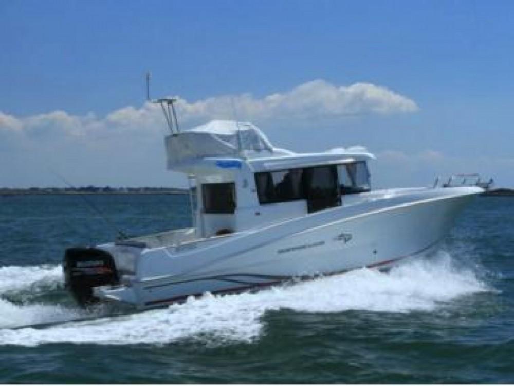 Bootverhuur Bénéteau Barracuda 9 in La Trinité-sur-Mer via SamBoat