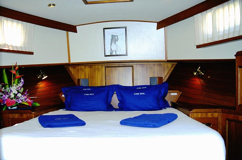 Motorboot te huur in Uturoa voor de beste prijs