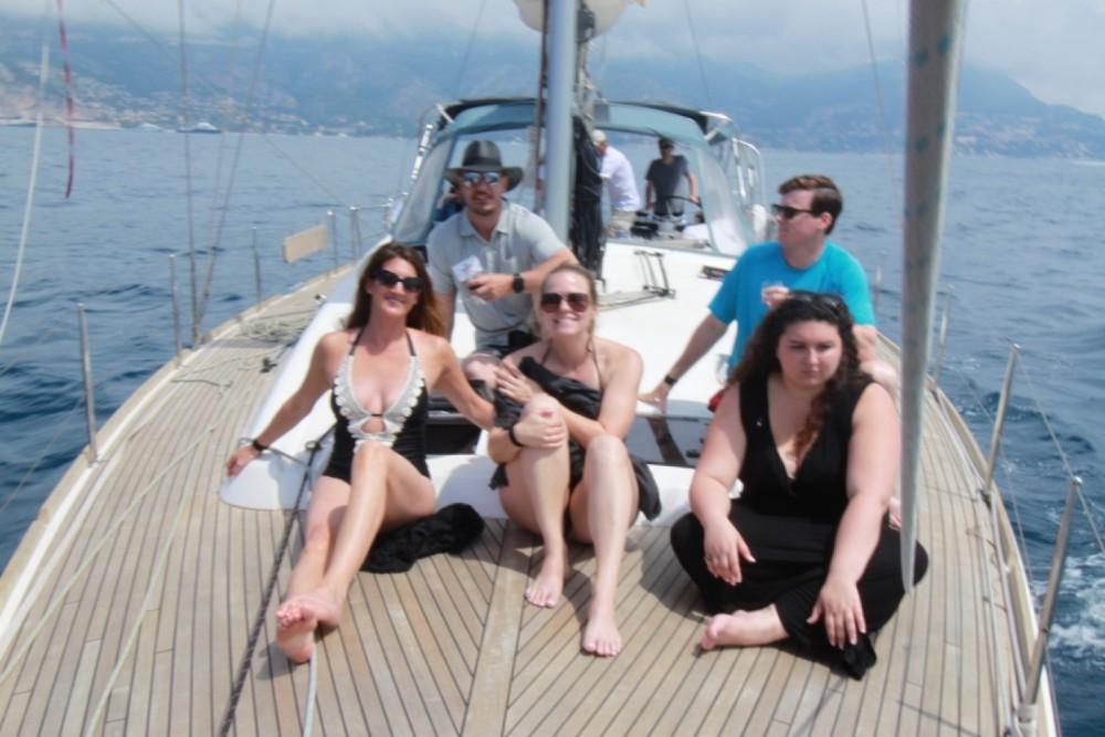 Jachthuur in Cannes - Bénéteau Oceanis 48 via SamBoat