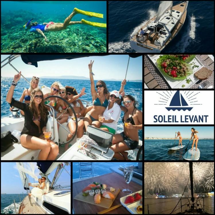 Bootverhuur Bénéteau Oceanis 48 in Cannes via SamBoat