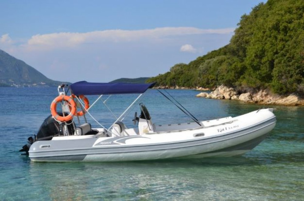 Verhuur Rubberboot in Nydri - Predator Predator 599