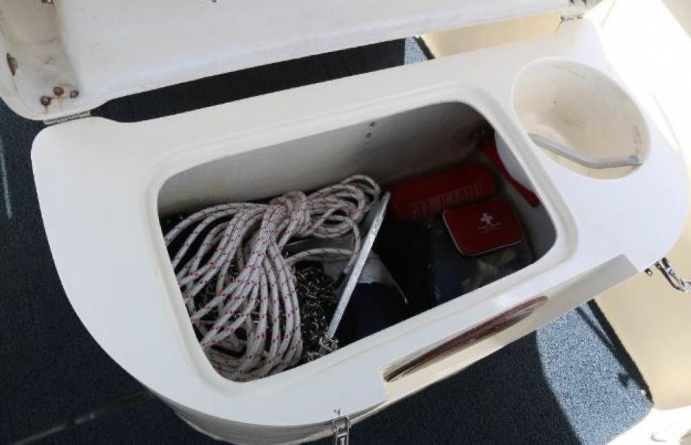 Bootverhuur Vicror Tempest 990 in Nydri via SamBoat