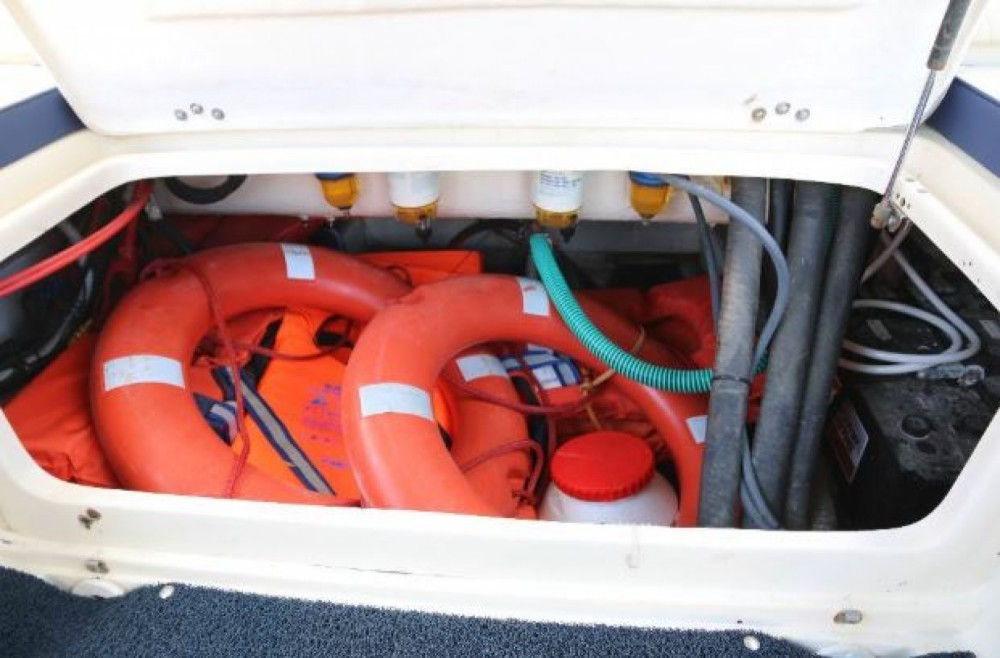 Verhuur Rubberboot in Nydri - Vicror Tempest 990