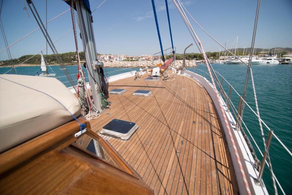 Huur Zeilboot met of zonder schipper Gulet in Eivissa
