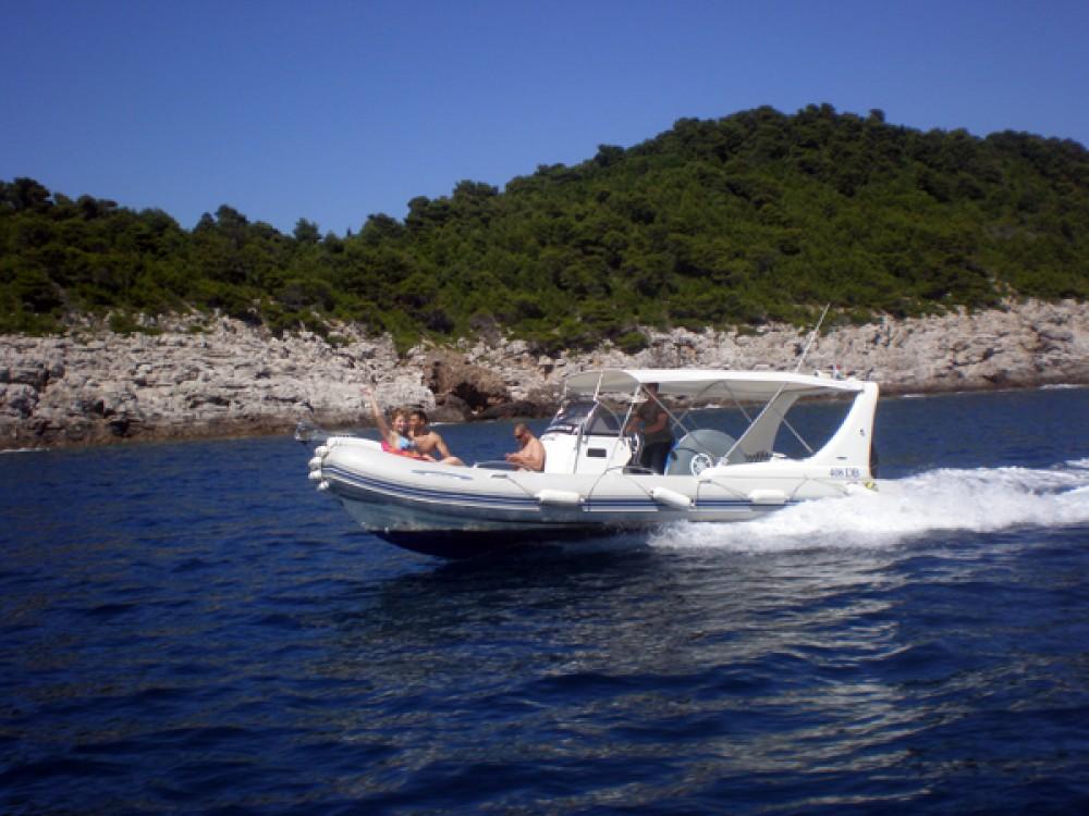 Jachthuur in Dubrovnik - Zodiac 409 DB via SamBoat