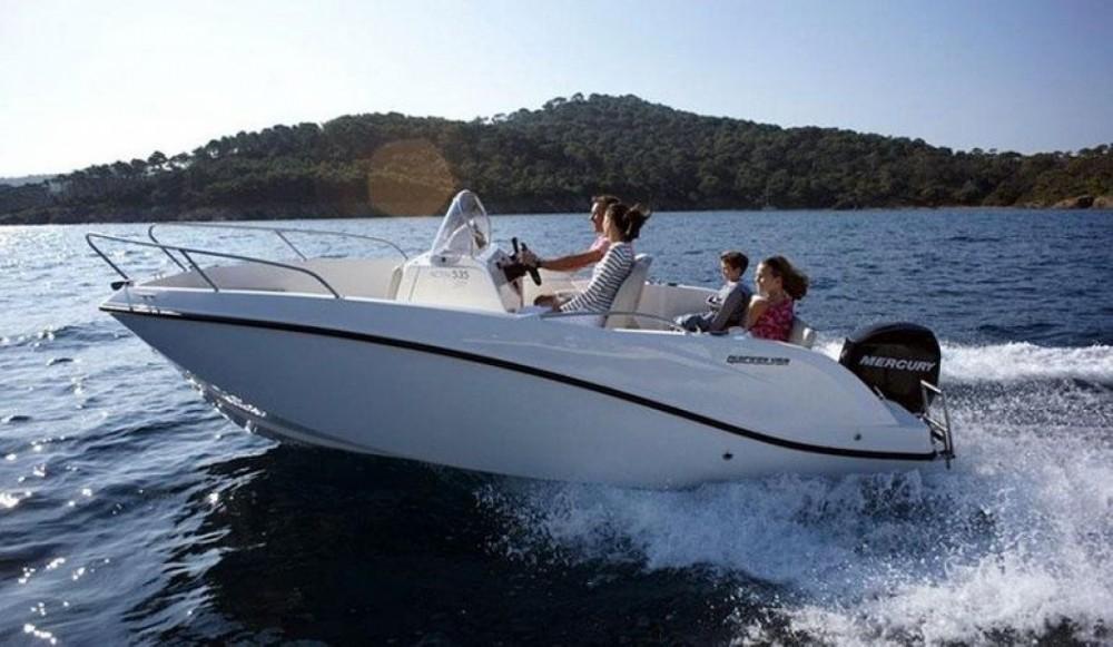 Verhuur Motorboot in Dubrovnik - Quicksilver Activ 555 Open