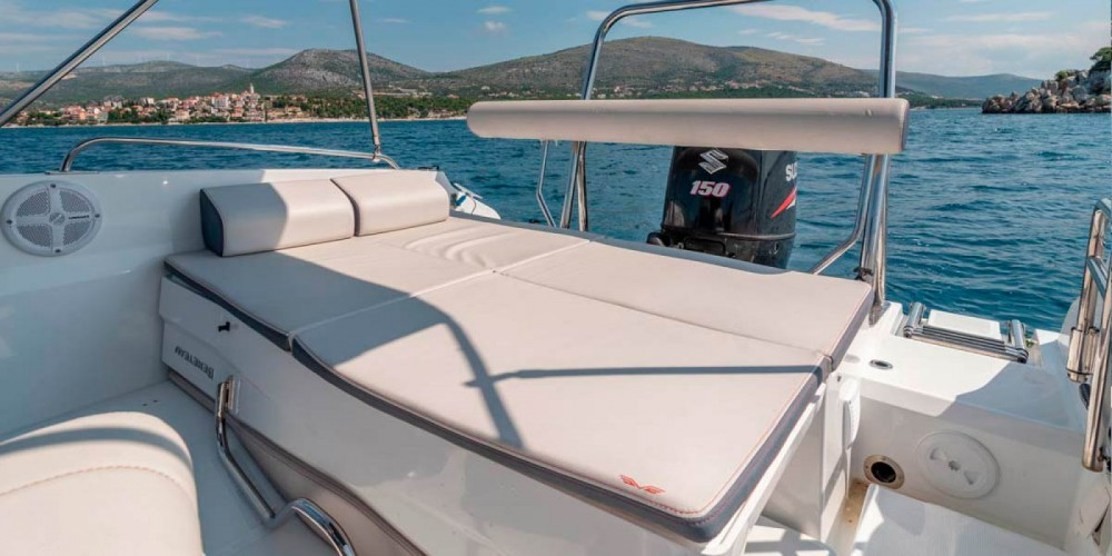 Verhuur Motorboot in Trogir - Bénéteau Flyer 6.6 SPACEdeck