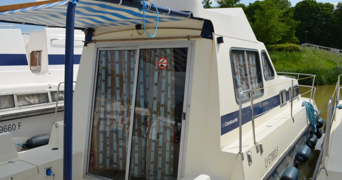 Jachthuur in Colombiers - Les Canalous Triton 860 Fly via SamBoat
