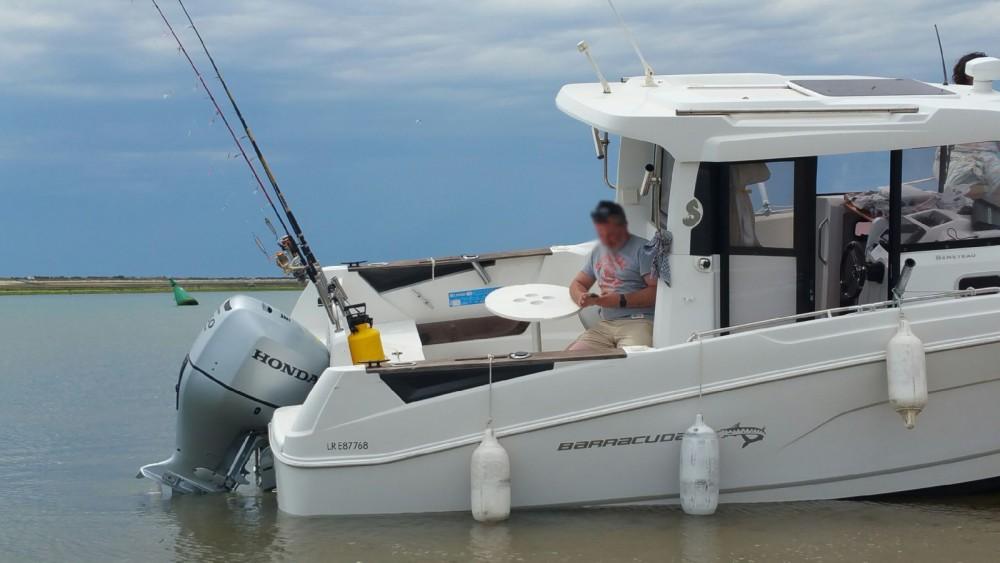 Bootverhuur Bénéteau Barracuda 7 in Saint-Martin-de-Ré via SamBoat