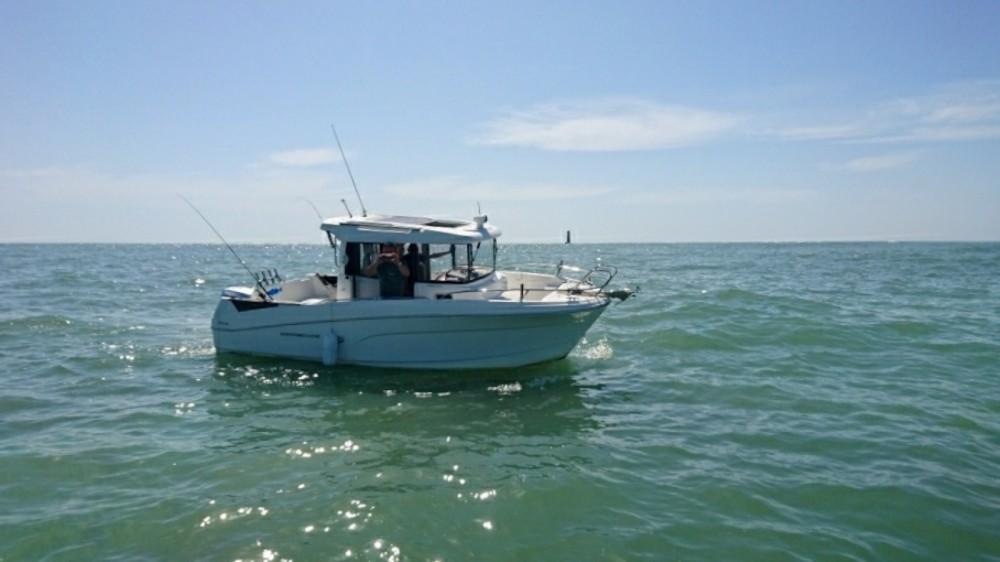 Bootverhuur Saint-Martin-de-Ré goedkoop Barracuda 7