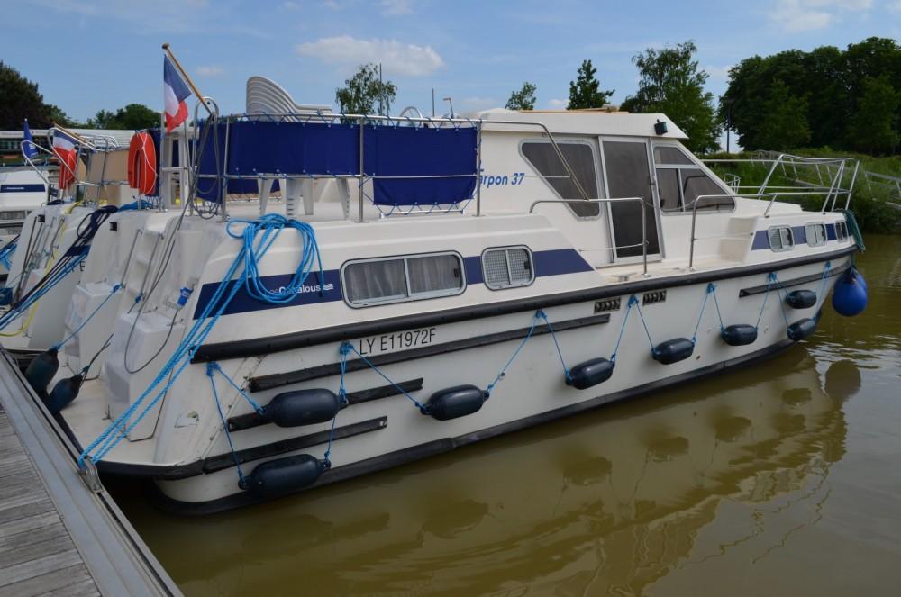 Jachthuur in Homps - Les Canalous Tarpon 37 via SamBoat