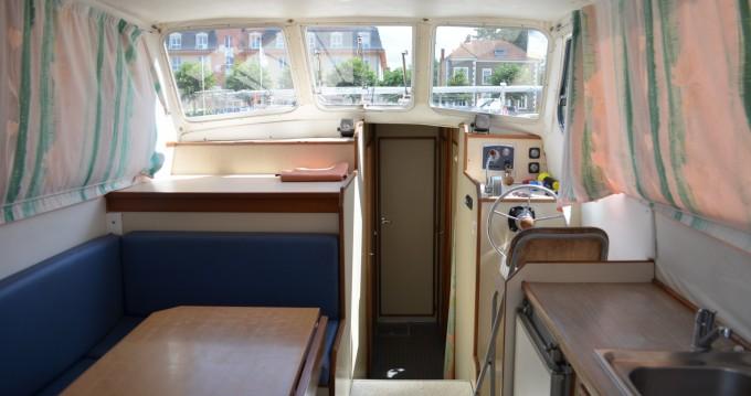 Verhuur Woonboot in Colombiers - Les Canalous Triton 1050