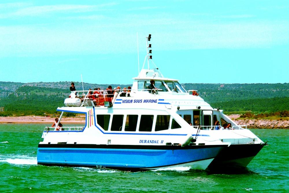 Bootverhuur Etudes de Carènes Beaufort 14 in Gruissan via SamBoat