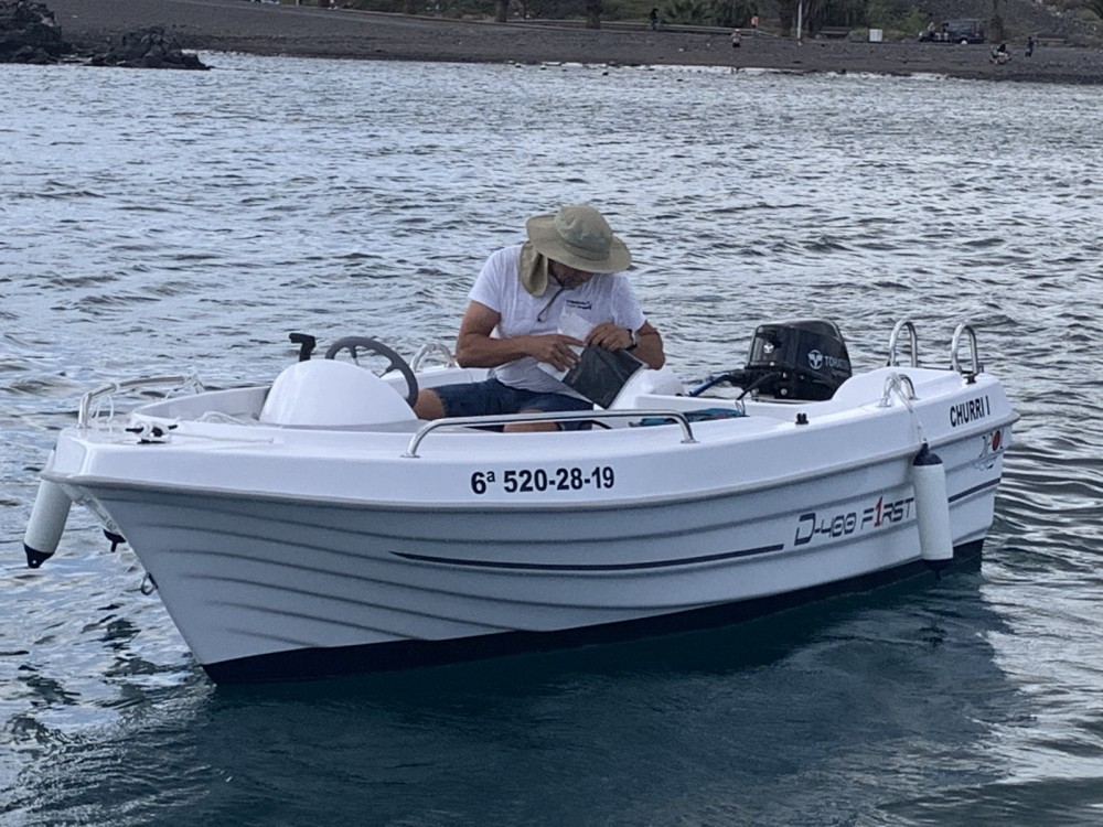 Verhuur Motorboot Dipol met vaarbewijs