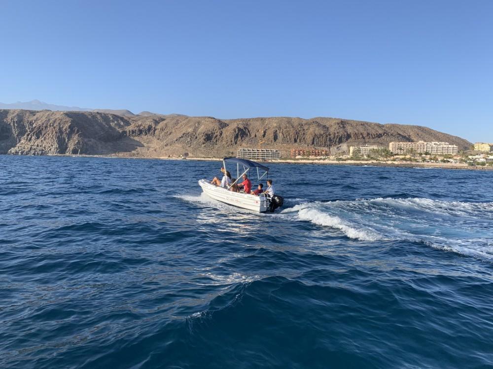 Jachthuur in Arona - Dipol D-400 F1RST via SamBoat